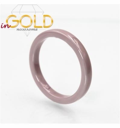 Кольцо керамика 3 мм